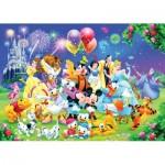 Puzzle  Nathan-87616 La Famille Disney