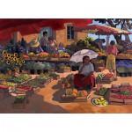Puzzle  Nathan-87859 Femmes au marché