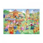 Puzzle  The-House-of-Puzzles-1820 Pièces XXL - Funfair Games
