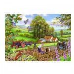 Puzzle  The-House-of-Puzzles-2032 Potato Picking