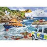 Puzzle  The-House-of-Puzzles-2636 Rescue - RNLI