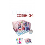 Cubic-Fun-C051-04H Puzzle 3D - Honey Room : Salle de Bain (Difficulté : 3/8)