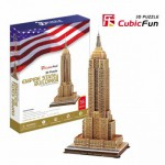 Cubic-Fun-MC048H Puzzle 3D - Empire State Building (Difficulté : 5/8)