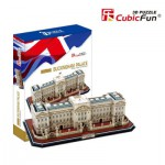 Cubic-Fun-MC162H Puzzle 3D - Londres : Buckingham Palace (Difficulté : 7/8)