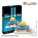 Cubic-Fun-MC189H Puzzle 3D - Dome of the Rock - Difficulté : 5/8