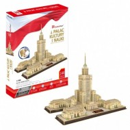 Cubic-Fun-MC224H Puzzle 3D - Palais de la Culture et de la Science