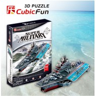 Cubic-Fun-P602H Puzzle 3D - Kiev Aircraft Carrier