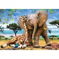 Puzzle  Perre-Anatolian-3308 Best Pals