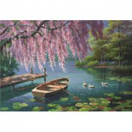 Puzzle  Perre-Anatolian-3573 Willow Spring Beauty