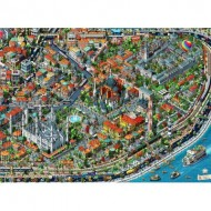 Puzzle  Perre-Anatolian-4913 Fractal Istanbul