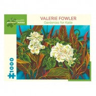 Puzzle  Pomegranate-AA1044 Valerie Fowler - Gardenias for Katie