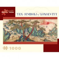 Puzzle  Pomegranate-AA918 Joseon dynasty - Ten Symbols of Longevity