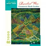 Puzzle  Pomegranate-AA924 Rosalind Wise - Geometric Herb Garden