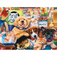 Puzzle  Master-Pieces-31650 Pièces XXL - Home Wanted