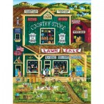 Puzzle  Master-Pieces-31678 Pièces XXL - The Old Country Store