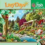 Puzzle  Master-Pieces-31696 Alan Giana - Lazy Days - Time to Relax