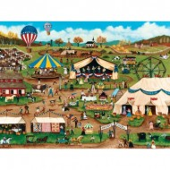 Puzzle  Master-Pieces-31803 Country Fair