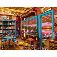 Puzzle  Master-Pieces-31828 Henry's General Store