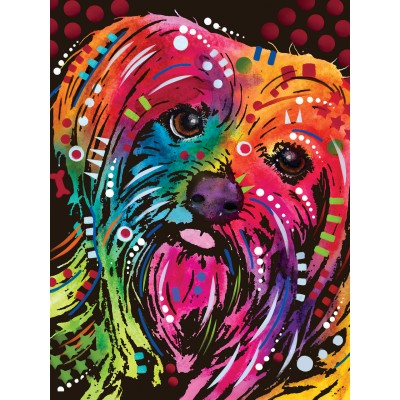 Puzzle Master-Pieces-31914 Pièces XXL - Fancy Girl