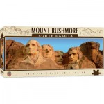 Puzzle  Master-Pieces-71583 Mount Rushmore, South Dakota