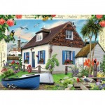 Puzzle  Master-Pieces-71758 Fishermans Cottage