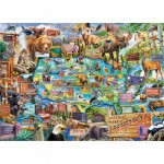 Puzzle  Master-Pieces-71794 National Parks