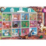 Puzzle  Master-Pieces-71837 Sophia's Dollhouse