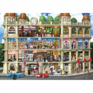 Puzzle  Master-Pieces-71838 Fields Department Store