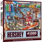 Puzzle  Master-Pieces-71914 Hershey's Chocolate Factory