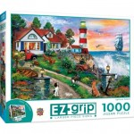 Puzzle  Master-Pieces-72132 Pièces XXL - Lighthouse Keepers