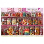 Puzzle  Cobble-Hill-50713 Candy Store