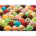 Puzzle  Cobble-Hill-51703 Ice Cream