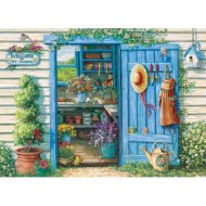 Puzzle  Cobble-Hill-57141 Pièces XXL - Welcome to My Garden