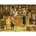 Puzzle  Cobble-Hill-57146 Pièces XXL - The Grocery Store