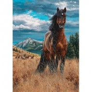 Puzzle  Cobble-Hill-80109 Kim Penner - Freedom