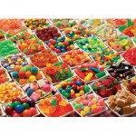 Puzzle  Cobble-Hill-80117 Sugar Overload