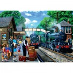 Puzzle  Jumbo-11027 Steam Express