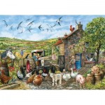 Puzzle  Jumbo-11156 Another Day in The Yorkshire Dales