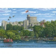 Puzzle  Jumbo-11165 Windsor Castle