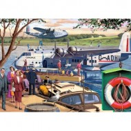 Puzzle  Jumbo-11194 Empire Flying Boats