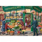 Puzzle  Jumbo-11232 The Greengrocer