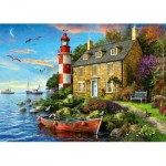Puzzle  Jumbo-11247 The Lighthouse Keeper's Cottage