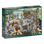 Puzzle  Jumbo-11273 Granny's Sewing Room