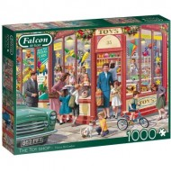 Puzzle  Jumbo-11284 The Toy Shop