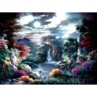 Puzzle  Sunsout-18077 Full Moon
