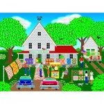 Puzzle  Sunsout-22605 Mark Frost - Mama's Quilt House