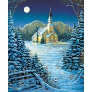 Puzzle  Sunsout-29020 Sam Timm - The Heart of the Season