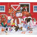 Puzzle  Sunsout-30446 Pièces XXL - William Vanderdasson - Ready for Winter