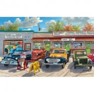 Puzzle  Sunsout-39704 Ken Zylla - The Old Rustic Inn