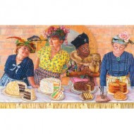 Puzzle  Sunsout-44639 Pièces XXL - And The Blue Ribbon Goes To